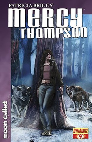 Mercy Thompson: Moon Called: Graphic Novel Issue #4
