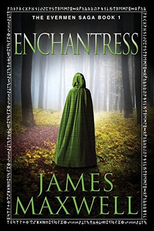 Enchantress by James   Maxwell