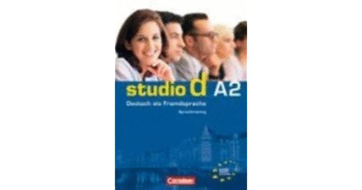 Studio D A2 Book
