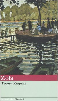 Teresa Raquin by Émile Zola