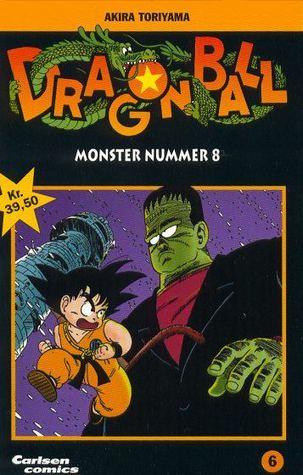 Dragon Ball, Vol. 6: Monster nummer 8 (Dragon Ball, #6)
