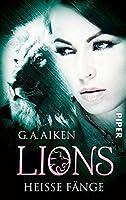 Heiße Fänge (Lions, #7)