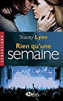 Rien qu'une semaine (Just One Song, #2)