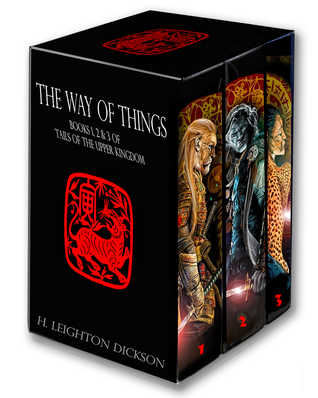 The Way of Things: Upper Kingdom Boxed Set