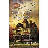 Night of the Living Deed (A Haunted Guesthouse Mystery #1)