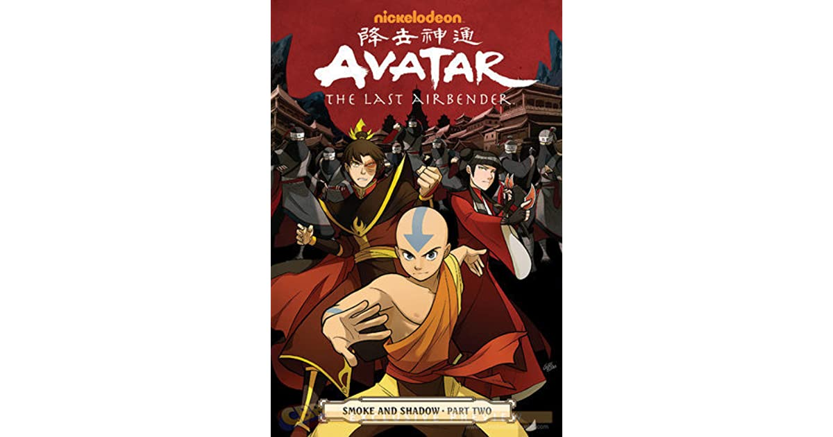 Avatar: The Last Airbender: Smoke and Shadow, Part 2 by Gene