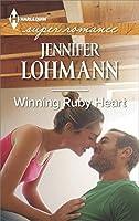 Winning Ruby Heart (Harlequin Large Print Super Romance)