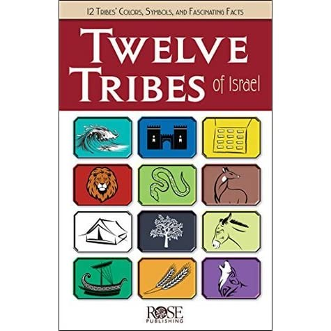 Twelve Tribes Of Israel By Jessica Curiel