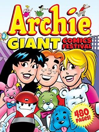 Archie Giant Comics Festival (Archie Giant Comics Digests)