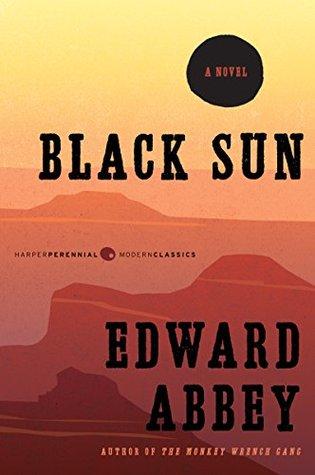 Black Sun By Edward Abbey