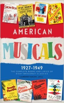 Cover of American Musicals vol. 1