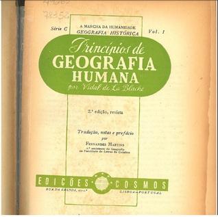 Princípios de Geografia Humana