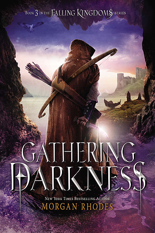 Gathering Darkness by Rhodes Morgan