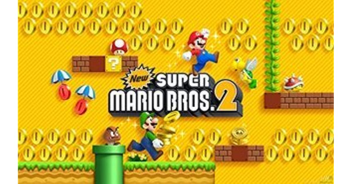 New Super Mario Bros 2 Cheats Infinite Lives How To