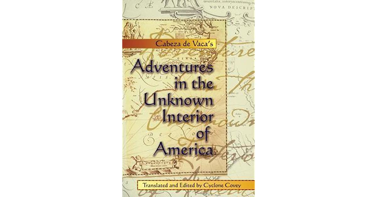 adventures in the unknown interior of america summary
