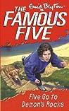 Five Go to Demon's Rocks (Famous Five, #19)