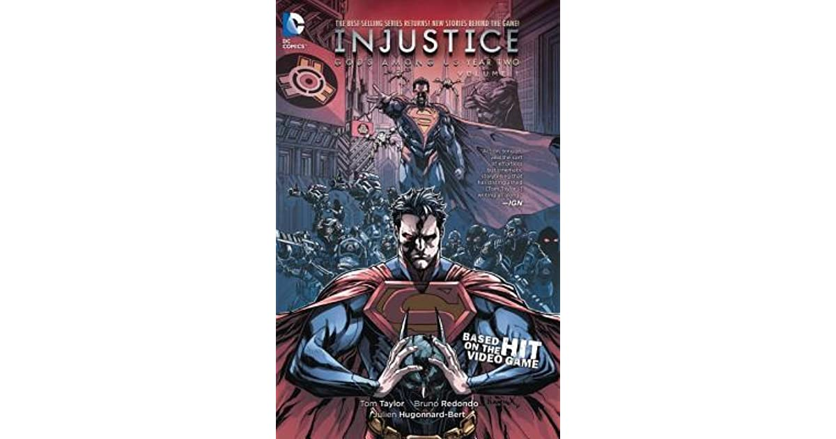 Injustice Gods Among Us Year Two Vol 1 By Tom Taylor