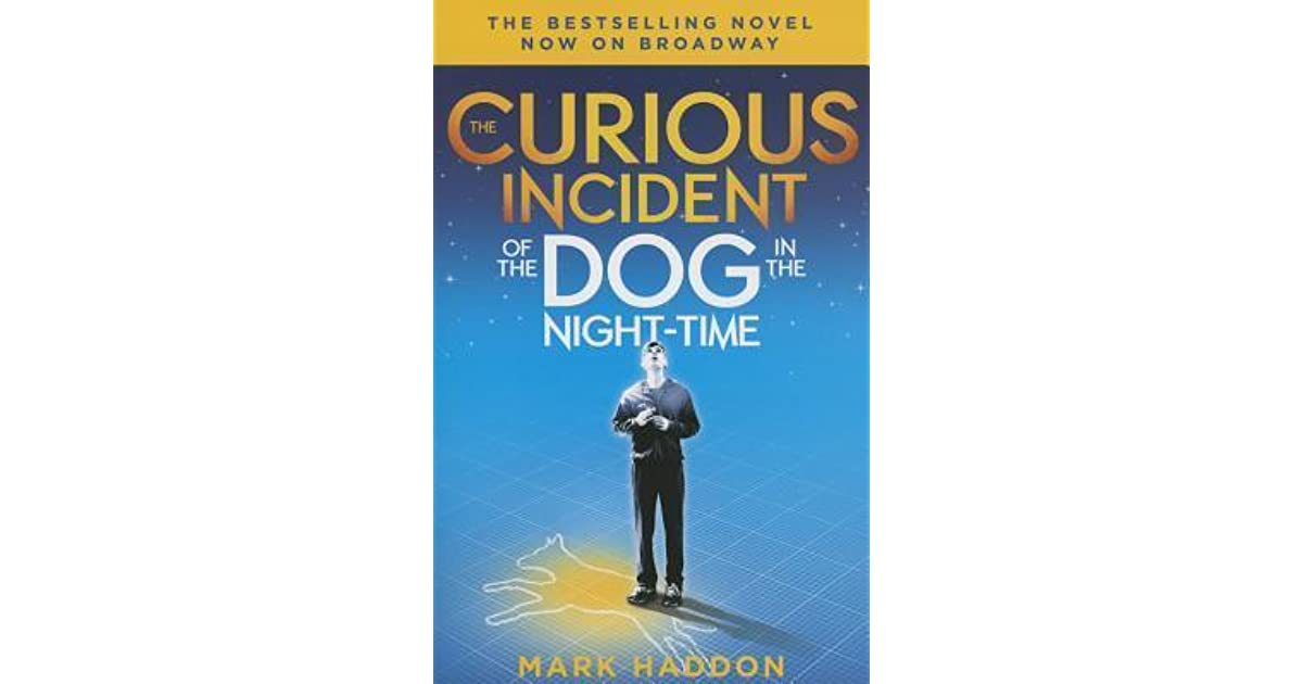 bildungsroman the curious incident The giver a few of the main topics including understanding emotions, overcoming fears ( in this case, breaking rules), handing the truth text to text the giver  the incident of the dog in the night-time thank you.