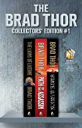 Brad Thor Collectors' Edition #1: The Lions of Lucerne / Path of the Assassin / State of the Union