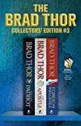 Brad Thor Collectors' Edition #3: The Last Patriot / The Apostle / Foreign Influence