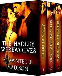The Hadley Werewolves Boxed Set Book 1-3