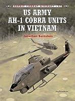US Army AH-1 Cobra Units in Vietnam: 41 (Combat Aircraft)