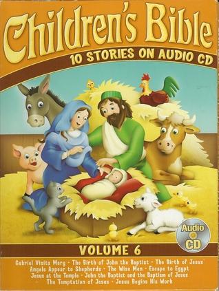 Children's Bible Stories On Audio CD (volume 6)