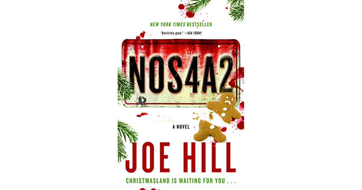 Nos4a2 goodreads giveaways
