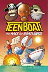 Teen Boat! The Race for Boatlantis (Teen Boat!, #2)