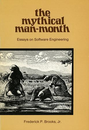 20th anniversary edition engineering essay man month mythical software