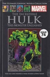 The Incredible Hulk: This Monster Unleashed