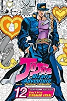JoJo's Bizarre Adventure: Part 3—Stardust Crusaders, Vol. 12