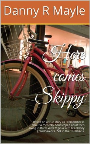 Here comes Skippy: Based on a true story as I remember it, about a mentally handicaped adult teen living in Rural West Viginia with his elderly grandparents.� Set in the 1950s/60s.