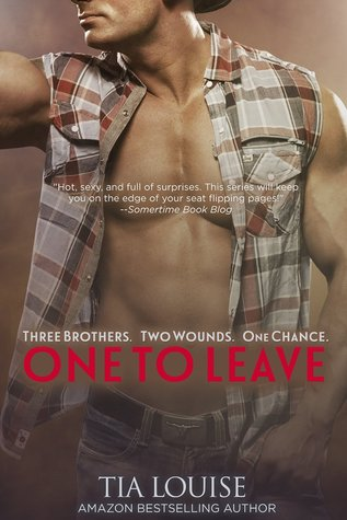 One to Leave by Tia Louise