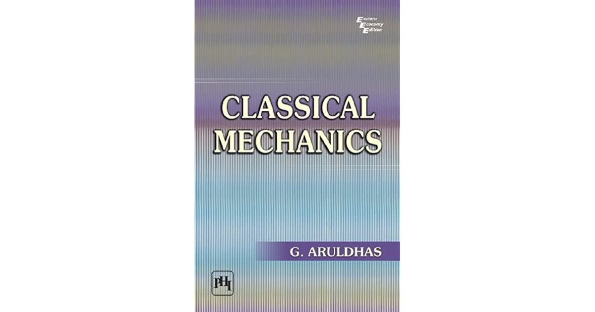 classical mechanics by g aruldhas pdf