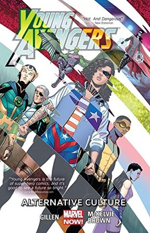 Young Avengers Vol. 2: Alternative Culture