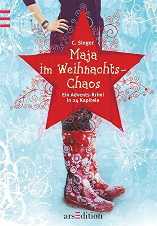 Maja im Weihnachtschaos by Claire Singer