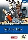 A2-B1 - Tod in der Oper: Krimi-Lektüre als E-Book (Lextra - Deutsch als Fremdsprache - DaF-Lernkrimis: Ein Fall für Patrick Reich)