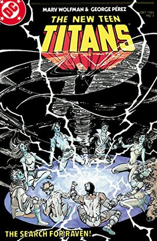 The New Teen Titans (1984-) #2