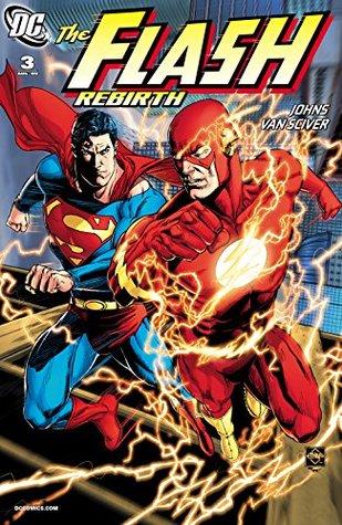 The Flash: Rebirth #3
