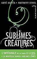 L'intégrale de la saga Sublimes Créatures - 16 Lunes (Hachette romans)