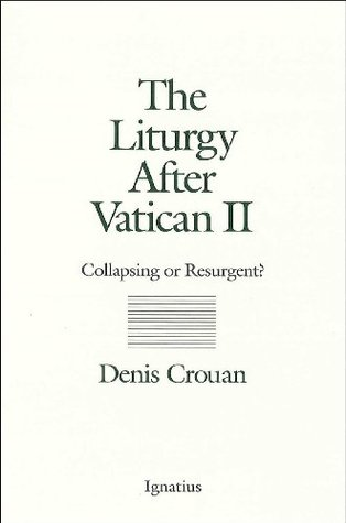 The Liturgy After Vatican II