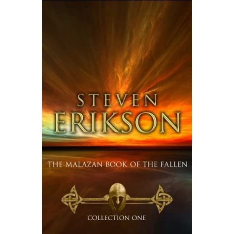 The Malazan Book Of The Fallen Collection 1 Gardens Of The Moon Deadhouse Gates By Steven