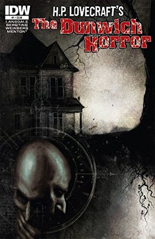 HP Lovecraft: The Dunwich Horror #1 (of 4)