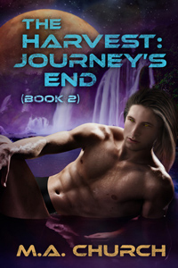 Journey's End by M.A. Church