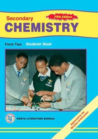 KLB Chemistry: SHS; Form 2