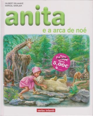 Anita e a arca de Noé (Anita, #41)