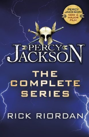 Percy Jackson: The Complete Series