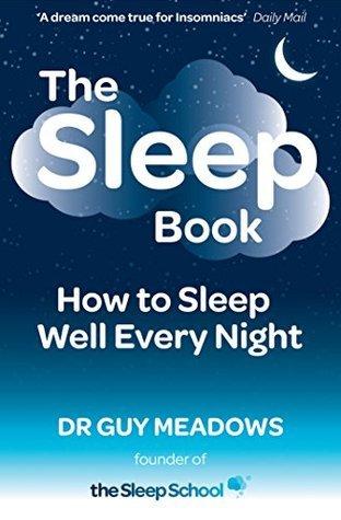 The-Sleep-Book-How-to-Sleep-Well-Every-Night