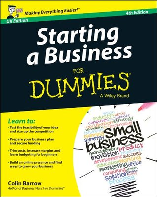 Starting a Business For Dummies - UK.